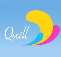 Quill. Quillustration.